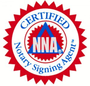 National Notary Association Notary Signing Agent Seal